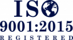 ISO 9001 2015 registered