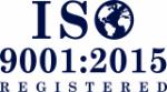 ISO 9001 2015 registered